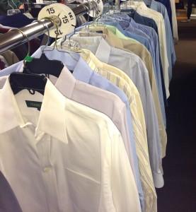 WearHouse Shirts